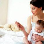 какая должна быть температура у новорожденного