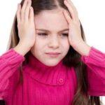 Что делать, если у ребенка поднялась температура и болит голова