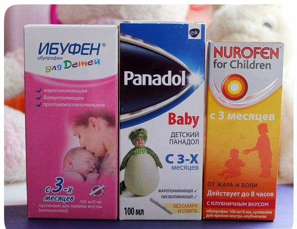 6 дней температура у ребенка