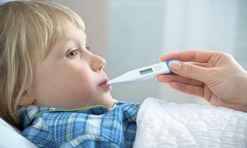 температура и жидкий стул у ребенка