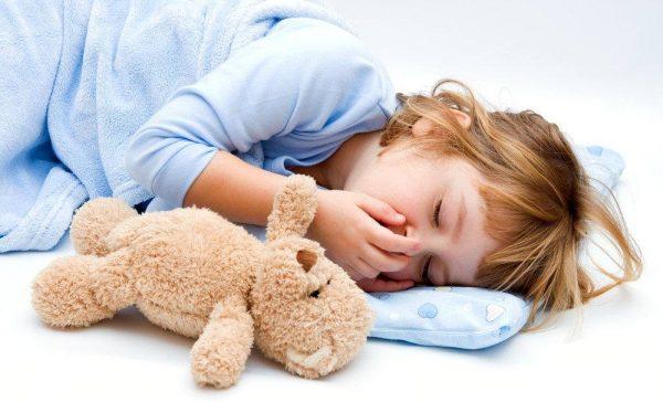 антибиотик при кашле и температуре для детей