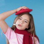 Каким способом сбить температуру у ребенка в 3 года