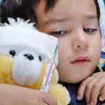 у ребенка рвота и температура без поноса