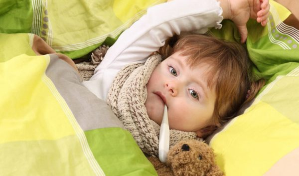 чем сбить температуру у ребенка если не помогает нурофен