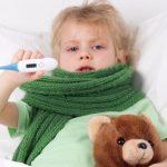 Применение Диклофенака для детей с целью понижения температуры