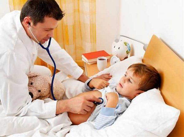 температура 38 держится 5 дней и кашель у ребенка